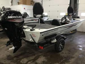 New Crestliner VT 18VT 18 Bass Boat For Sale