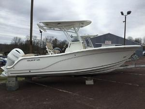 New Sea Fox 226 Commander226 Commander Center Console Fishing Boat For Sale