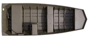 New Crestliner CR 1648MTCR 1648MT Jon Boat For Sale
