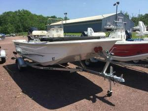 Used Carolina Skiff DLV Series 178DLV Series 178 Center Console Fishing Boat For Sale