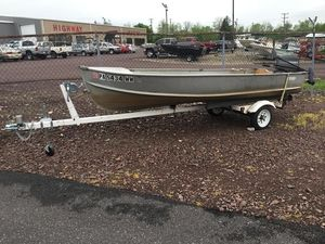 Used Princecraft 14 v14 v Aluminum Fishing Boat For Sale