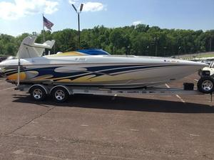 New Sunsation 288 MID CABIN288 MID CABIN High Performance Boat For Sale