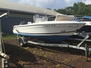 Used Cobia 184CC184CC Center Console Fishing Boat For Sale