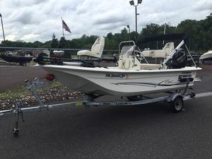Used Carolina Skiff JVX Series 16CCJVX Series 16CC Center Console Fishing Boat For Sale