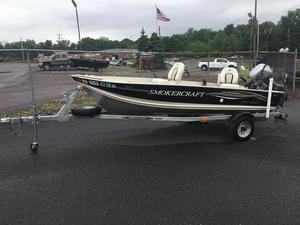 Used Smoker Craft 140 Pro Mag140 Pro Mag Freshwater Fishing Boat For Sale