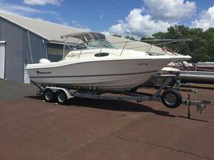 Used Wellcraft 24 WALK AROUND24 WALK AROUND Walkaround Fishing Boat For Sale
