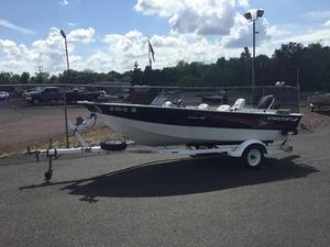 Used Starcraft Starfire 160SCStarfire 160SC Freshwater Fishing Boat For Sale
