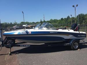 Used Nitro 188 Sport188 Sport Bowrider Boat For Sale
