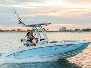 New Yamaha Boats 210 FSH Sport210 FSH Sport Center Console Fishing Boat For Sale