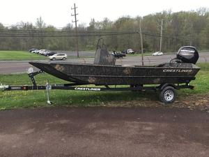 New Crestliner 1870 Retriever FCC1870 Retriever FCC Jon Boat For Sale