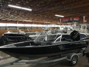New Crestliner 1850 Fish Hawk Walk-through1850 Fish Hawk Walk-through Aluminum Fishing Boat For Sale