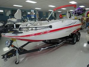 New Starcraft Star Step 221Star Step 221 Deck Boat For Sale
