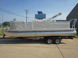 Used Sylvan Mirage Fish 8522 CNFMirage Fish 8522 CNF Pontoon Boat For Sale
