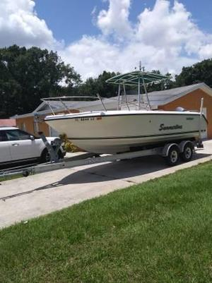 Used Pursuit 230 CC230 CC Center Console Fishing Boat For Sale