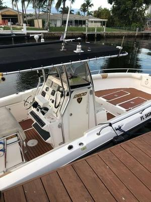 Used Century 2900 CC2900 CC Center Console Fishing Boat For Sale