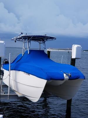 Used Prowler 246 Catamaran246 Catamaran Center Console Fishing Boat For Sale