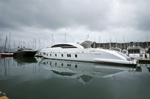 Used Tecnomar 36 Velvet Motor Yacht For Sale
