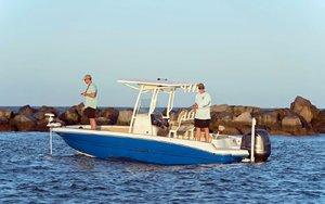 New Stingray 236CC236CC Deck Boat For Sale