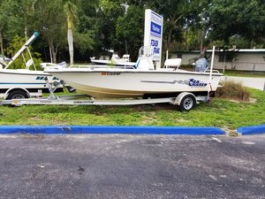 Used Sea Chaser 1950RG1950RG Center Console Fishing Boat For Sale