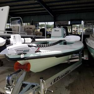 Used Maverick 1717 Flats Fishing Boat For Sale