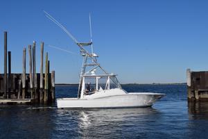 Used Predator 35 Walkaround35 Walkaround Saltwater Fishing Boat For Sale
