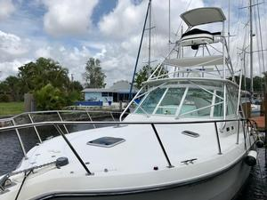 Used Rampage 38 Express38 Express Saltwater Fishing Boat For Sale