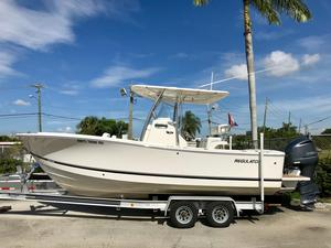 Used Regulator 23 Center Console23 Center Console Center Console Fishing Boat For Sale