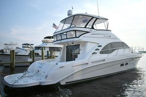 Used Sea Ray 58 Sedan Bridge58 Sedan Bridge Motor Yacht For Sale