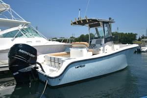 Used Mako 234 CC234 CC Center Console Fishing Boat For Sale