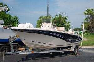Used Sea Chaser 20 HFC20 HFC Center Console Fishing Boat For Sale