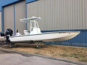 Used Yellowfin 2424 Bay Boat For Sale