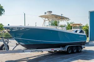 Used Sailfish 290 CC290 CC Center Console Fishing Boat For Sale