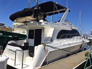 Used Navigator 45 Pilothouse Motor Yacht For Sale