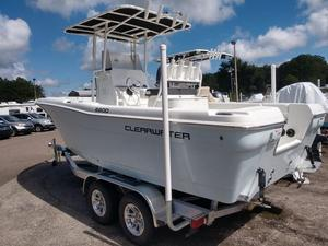 New Clearwater 2200CC2200CC Center Console Fishing Boat For Sale
