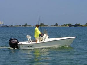 New Cape Craft 160CC160CC Center Console Fishing Boat For Sale