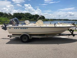Used Key West 186 Sportsman186 Sportsman Center Console Fishing Boat For Sale