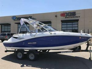 Used Sea-Doo 210 CHALLENGER SE210 CHALLENGER SE Ski and Wakeboard Boat For Sale