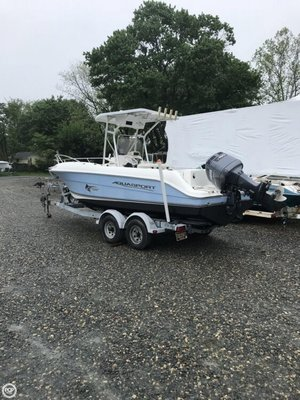 Used Aquasport 205 Osprey CC Center Console Fishing Boat For Sale