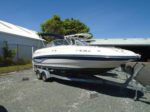 Used Starcraft Aurora 2410Aurora 2410 Deck Boat For Sale