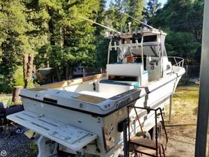 Used Radon 22 Walkaround Fishing Boat For Sale