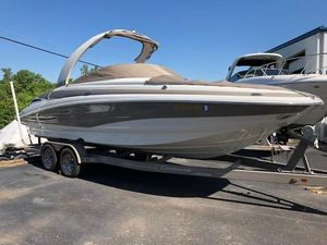 Used Crownline E6E6 Deck Boat For Sale