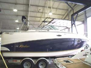 Used Rinker 250 Fiesta Vee250 Fiesta Vee Cruiser Boat For Sale