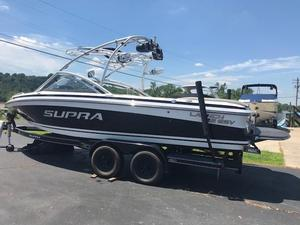 Used Supra Launch 22 VLaunch 22 V Ski and Wakeboard Boat For Sale