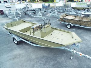 New Lowe Roughneck 1860 Pathfinder Tunnel JetRoughneck 1860 Pathfinder Tunnel Jet Bass Boat For Sale