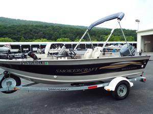Used Smoker Craft 161 Millentia161 Millentia Freshwater Fishing Boat For Sale