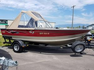 Used G3 Angler V185 FSAngler V185 FS Aluminum Fishing Boat For Sale