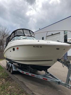 Used Sea Ray 280 DA280 DA Sports Cruiser Boat For Sale