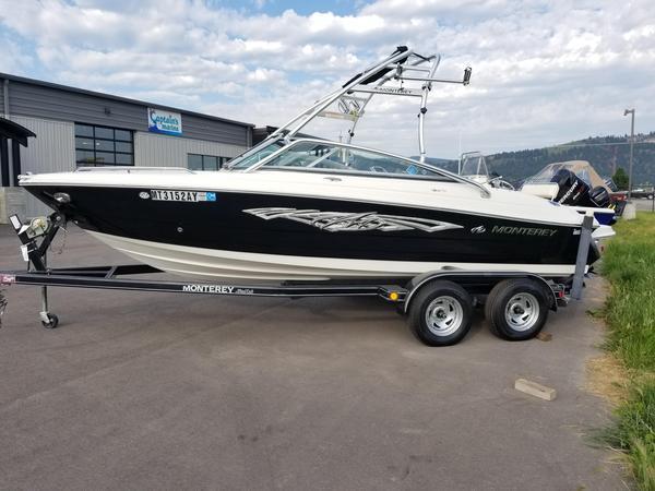 Used Monterey 194 FS194 FS Bowrider Boat For Sale