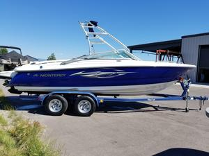 Used Monterey 214FS214FS Bowrider Boat For Sale