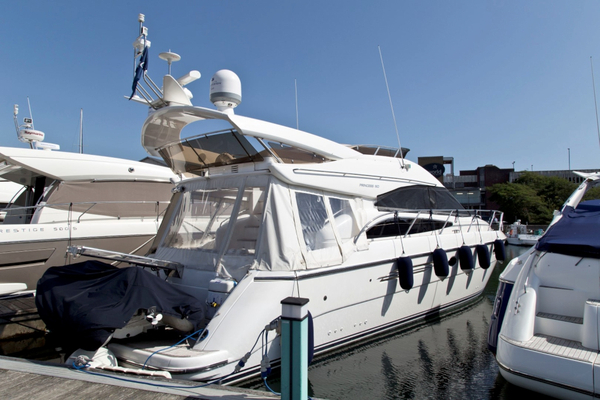Used Princess 50 MKII Motor Yacht For Sale